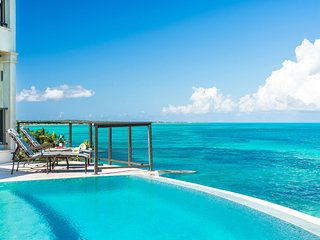 Luxury on a grand scale Beach Villa Palmera - Providenciales vacation rentals