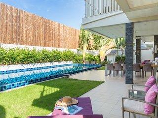 Beachside Villa Baylis (very Kids Friendly) - Mae Nam vacation rentals