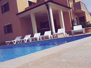 Beautiful Villa Rubina with pool - Krnica vacation rentals