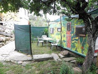 Comfortable 2 bedroom Caravan/mobile home in Pedrogao Grande with Grill - Pedrogao Grande vacation rentals