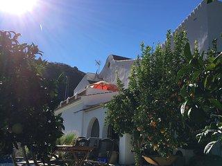 Cortijo Naranjal (Sedella/Malaga) Spain. - Sedella vacation rentals