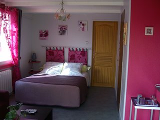1 bedroom Private room with Internet Access in Chateaubernard - Chateaubernard vacation rentals