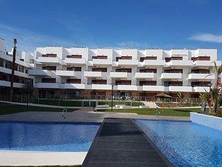 Luxury 2 bedroom 2 bathroom apartment, Terazzas de Campoamor, Lomas de Cabo Roig - Cabo Roig vacation rentals