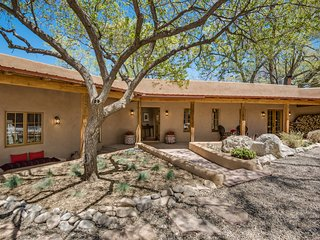 NEW LISTING! Santa Fe Charm, New Kitchen & En Suite Baths, Large Gated Yard. - Santa Fe vacation rentals