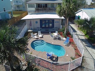Atlantic View, Pet Friendly, 5 Bedroom, 3 Bath, Sleeps 16, Private Pool - Crescent Beach vacation rentals