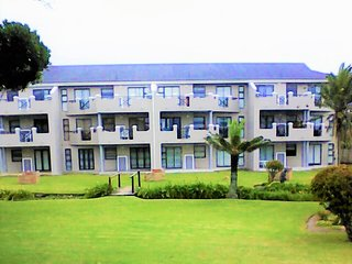 SeaDucer Tours - Beachfront view 3 bedroom Apartment - Self Catering - Shelly Beach vacation rentals