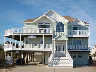 7+ Bedroom Semi Ocean Front Home - Pool/Hot Tub - Virginia Beach vacation rentals