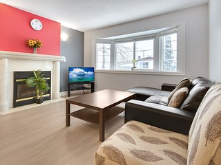Beautiful 5BR suite in a great location - Vancouver vacation rentals