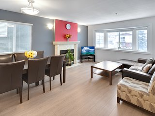 Spacious 3BR suite in great location - Vancouver vacation rentals