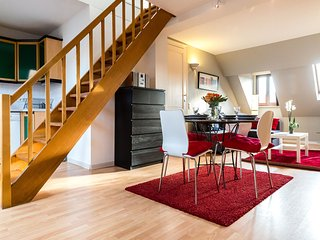 Patriotes Portugal - Modern 2bdr in the EU district in Brussels - Brussels vacation rentals
