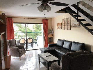 Nice apartment with sea&mountain view and heated pool 3 min to the best beach - Costa Adeje vacation rentals