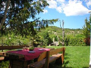 Garden & Pool Cute Apartment - Potpican vacation rentals