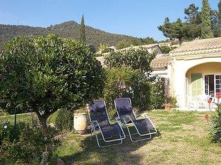 Villa in Le Lavandou with Parking, Terrace, Washing machine (103585) - Le Lavandou vacation rentals