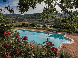 Apartment in Allerona with Internet, Parking, Balcony, Garden (148373) - Allerona vacation rentals