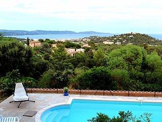 Villa in Cavalaire-sur-Mer with Terrace, Internet, Parking, Washing machine - Cavalaire-Sur-Mer vacation rentals