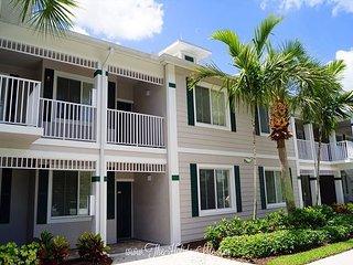 GREENLINKS - Fairway View 2 Bedroom + Den Golf Villa - Naples vacation rentals