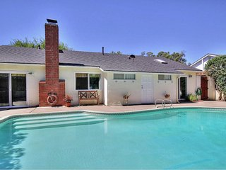 JULY 4 AVAILABLE- Large 4BR 2BA w pool & spa near beaches, UCSB, Bacara, SBA - Goleta vacation rentals