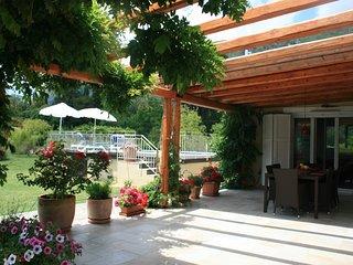 Village View, 'home from home' villa with pool - Kato Korakiana vacation rentals