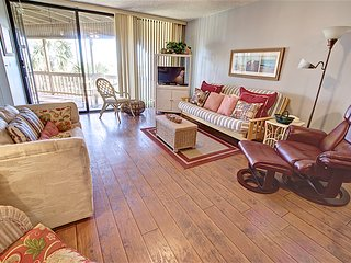 Hibiscus Resort - A103, Ocean Front, 2BR/2BTH, 3 Pools, Wifi - Saint Augustine vacation rentals