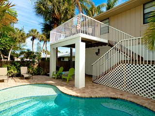 Island Hideaway East: 2BR Kid-Friendly Pool Home - Holmes Beach vacation rentals