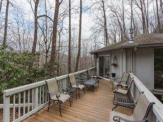 Great 2 bedroom 2 bath home in Montreat! - Montreat vacation rentals