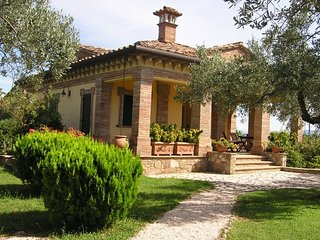 Lovely Villa with A/C and Washing Machine - Torgiano vacation rentals
