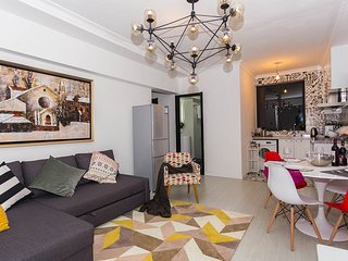 Colourful 4-bedroom Apartment- People Square Shanghai - Shanghai vacation rentals