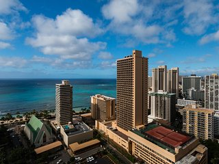 Waikiki Banyan Tower 1 Suite 3214 ~ RA136580 - Waikiki vacation rentals