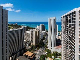 Waikiki Banyan Tower 2 Suite 3412 ~ RA136608 - Waikiki vacation rentals