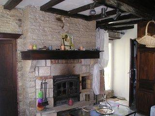Maison ancienne de caractère rénovée - Cruzy-le-Châtel vacation rentals