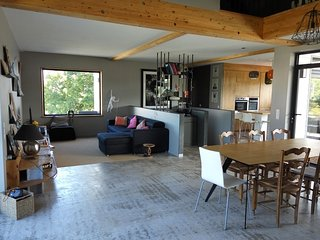 Villa Contemporaine à Guéthary, plage à pied, 5 chambre double, SDB et SDD - Guethary vacation rentals