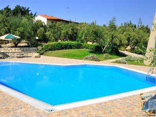 Villa in Crete : Rethymno Area Residence Sotiria - Nyx - Adelianos Kambos vacation rentals