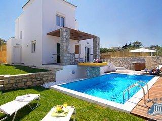 Villa in Crete : Rethymno Area Villa Alexios - Loutra vacation rentals