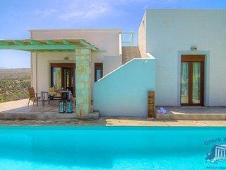 Villa in Crete : Rethymno Area Villa Vasilis - Loutra vacation rentals