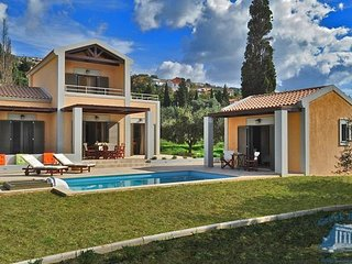 Villa in Kefalonia : Svoronata Ianthes Villas - Iris - Lassi vacation rentals
