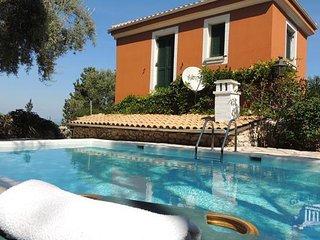 Villa in Lefkada : Lefkada Area Villa Isis - Lygia vacation rentals