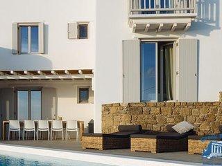 Villa in Mykonos : Agios Stefanos Area Kalypso Villas - Selene - Agios Stefanos vacation rentals