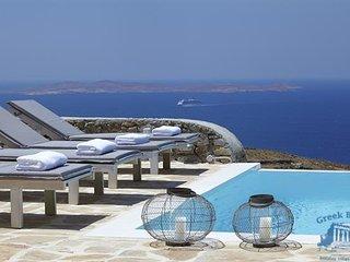Villa in Mykonos : Agios Stefanos Area Villa Eunike - Agios Stefanos vacation rentals