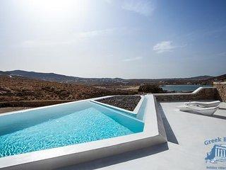 Villa in Mykonos : Ano Mera Area Villa Manto - Ftelia vacation rentals