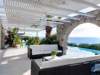 Villa in Mykonos : Psarrou Area Aegean Villas - Arianna - Psarou vacation rentals