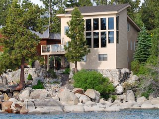 Tahoe Lakefront House with Amazing View - Zephyr Cove vacation rentals