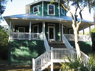 Delightful Beach Home with 5 Star Master Suite - Edisto Beach vacation rentals