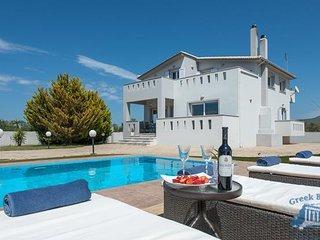 Villa in Zakynthos : Kalamaki Area Villa Helena - Laganas vacation rentals