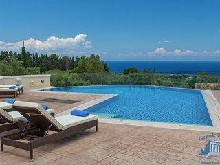Villa in Zakynthos : Planos Tsilivi Area Villa Carla - Zakynthos Town vacation rentals