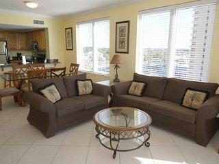 BEACH FRONT * 2 Master Suites * SLEEPS 10 - Panama City Beach vacation rentals