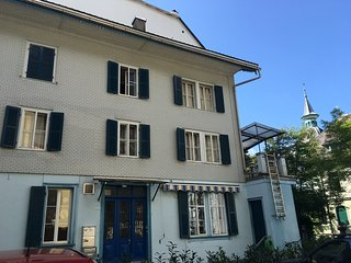 1 bedroom House with Central Heating in Unterseen - Unterseen vacation rentals