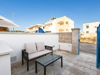 316 House at 100 Meters from the Maldives of Salento - Pescoluse vacation rentals