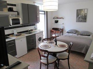 """""""Doisneau"""" studio indépendant 24 m² - Maisons-Laffitte vacation rentals"""