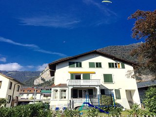 Nice House with Central Heating and Mountain Views - Matten vacation rentals