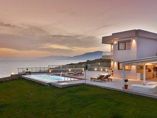 Luxury Sea side Villa Delfinia 2 - Kalamaki vacation rentals